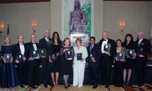 Nominee Paul Davis at Fernand Award