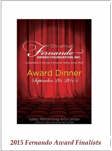 2015 Fernando Award Dinner
