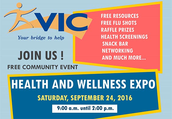 VIC Health and Wellness Expo