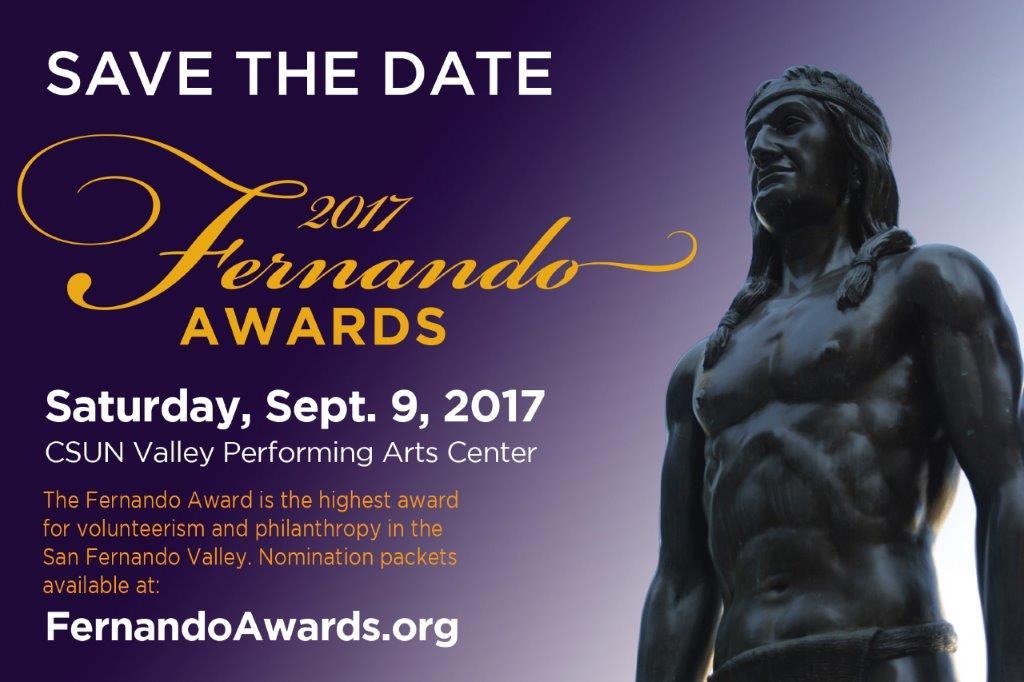Fernando Award Ceremony