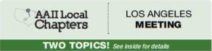 AAII Local Chapters