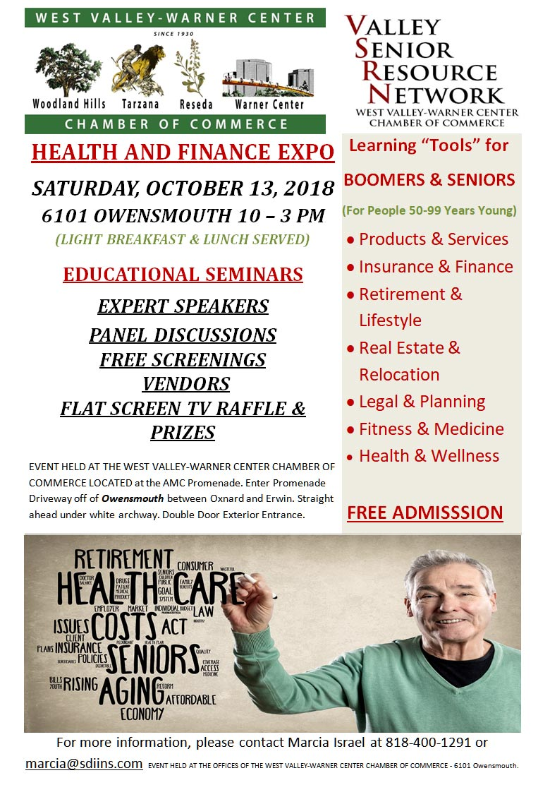 Health & Finance Expo