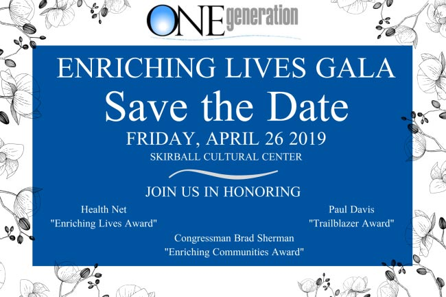 ONEgeneration Gala Event