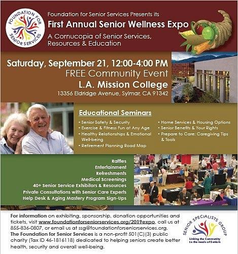 First Annual Senior Wellness Expo