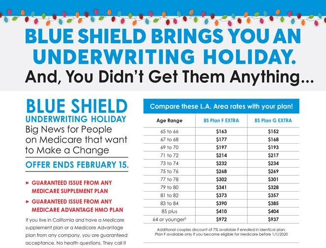 Medicare Supplement from Blue Shield