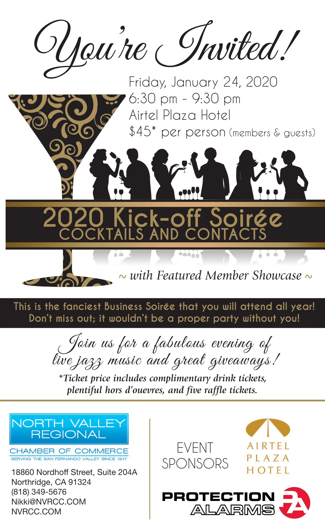 Northridge Chamber Soiree