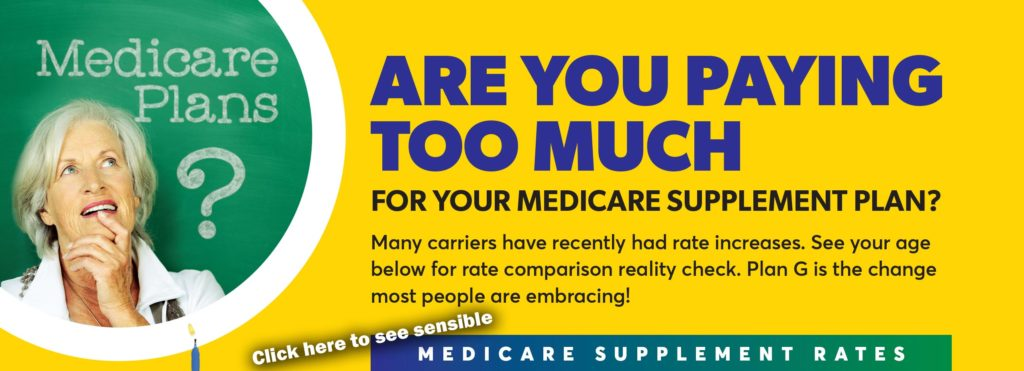 Are you paying too much for Medicare supplement plans?