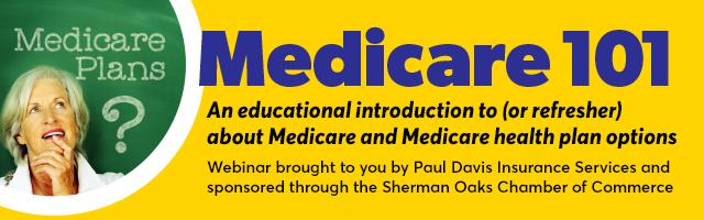 Medicare 101 Webinar by Paul Davis