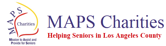 MAPS Charities logo